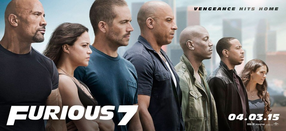 Fast and Furious 7 casting