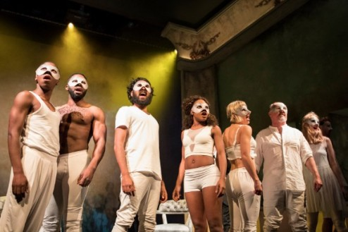 Don Juan in Soho de Patrick Marber au Harold Pinter Theatre à Londres - DR