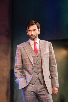 David Tennant dans Don Juan in Soho - DR