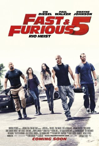 Fast and Furious 5 Rio Heist