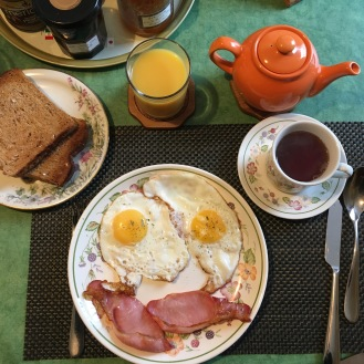 Breakfast at The Ark Bed and Breakfast