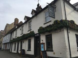 The Mill pub in Cambridge
