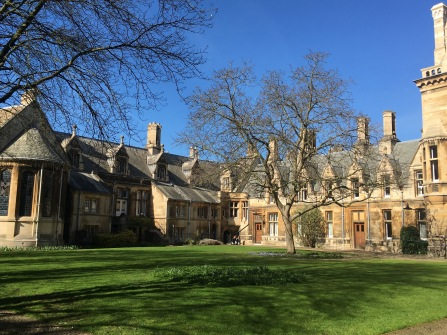 Gonville and Caius College in Cambridge