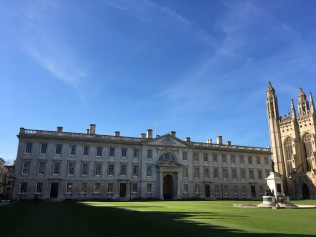 Inside King's College