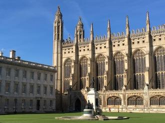 King's College Chapel in Cambridge