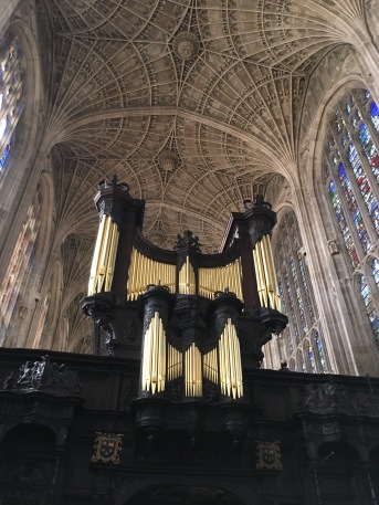 King's College Chapel in Cambridge