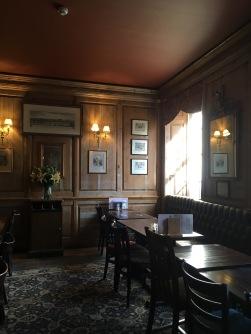 The Eagle pub in Cambridge