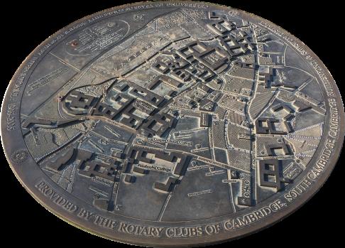 The city of Cambridge