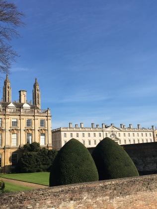 Clare College in Cambridge