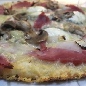 La meilleure pizza sicilienne maison de Tours à La Grosse Tour