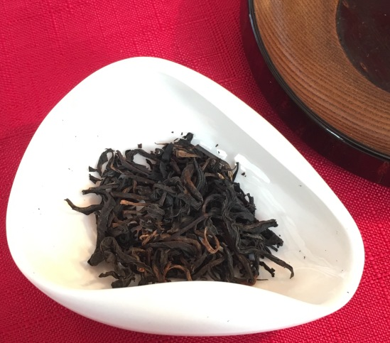 Taiwan Bai Wen Red tea from The Leaf Bar