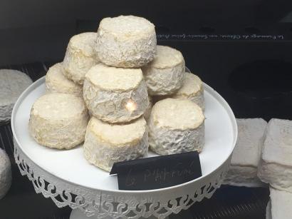 Le P'tit fumé, fromage de chèvre fumé du Père Bafien, découverte du Mondial du fromage de Tours 2017