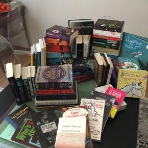 Books of 2017 : une partie de mes lectures de l'année dernière