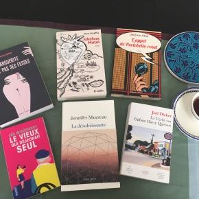 Books of 2017 : littérature française