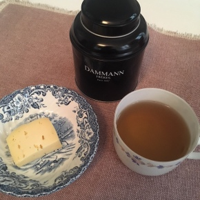 Accord fromage thé tomme de Savoie Yunnan céleste Dammann Frères