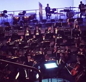 Opéra de Tours : concert Apprenti sorcier de Benjamin Pionnier par l'orchestre symbphonique