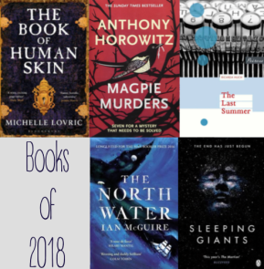 Books of 2018