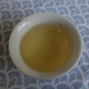 Pacific Green tea de Nouvelle-Zélande chez Dammann Frères
